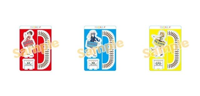 TVアニメ『三ツ星カラーズ』&『ひとりぼっちの〇〇生活』のコラボ記念ショップより販売グッズの情報が到着! カツヲ先生描き下ろしイラストグッズも登場!