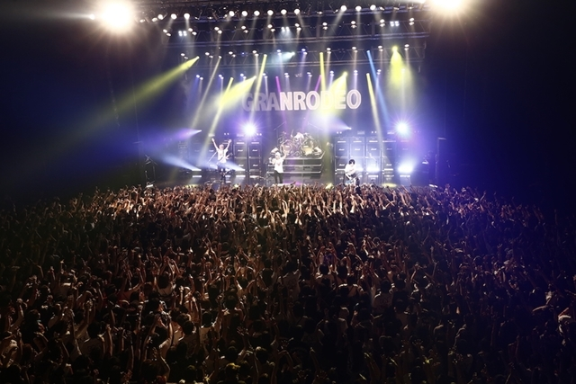 "「GRANRODEO limited SHOW supported by MTV」がMTVでテレビ独占放送! 「GRANRODEO LIVE TOUR 2019 ""FAB LOVE""」のチケット一般発売受付中!"