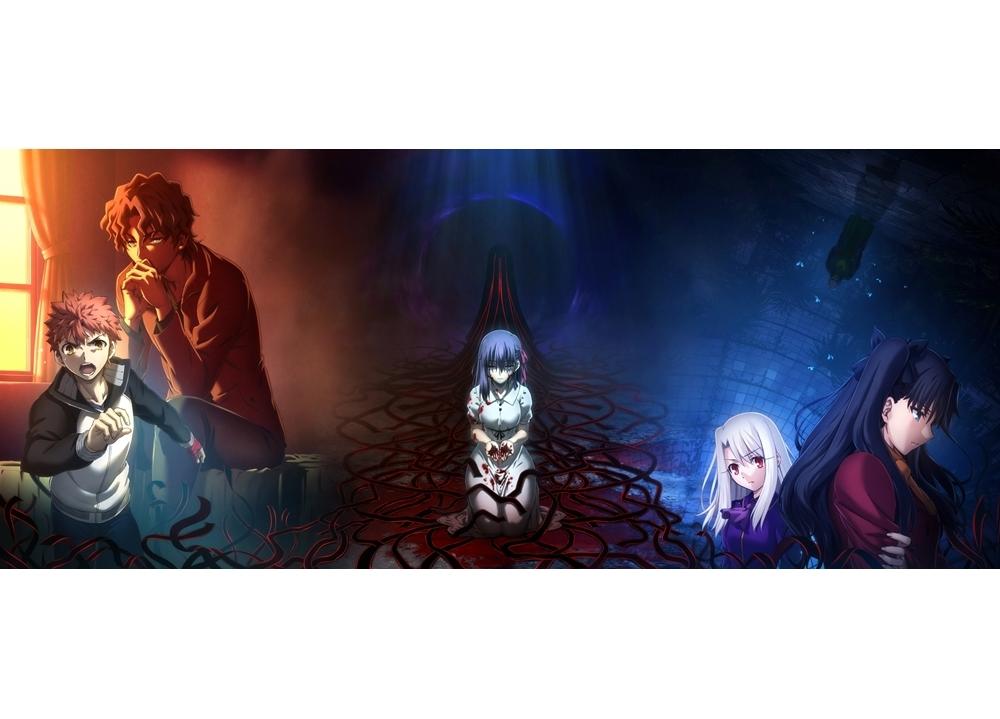 劇場版『Fate stay night [HF]』第二章のBD特典絵柄が解禁!