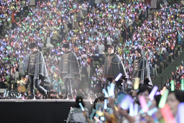 『アイドリッシュセブン』2nd LIVE、日本全国と海外のファン16万人が熱狂! TVアニメ2期が2020年放送決定