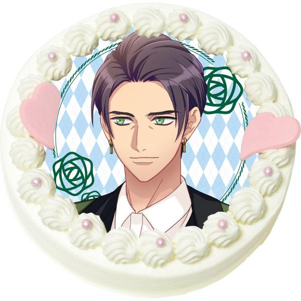 『A3!』キャラクターケーキが新絵柄で登場!「卯木千景」「兵頭九門」「泉田莇」「ガイ」ら新メンバーを追加した全24種で展開! アニメイトオンラインショップで予約受付中!