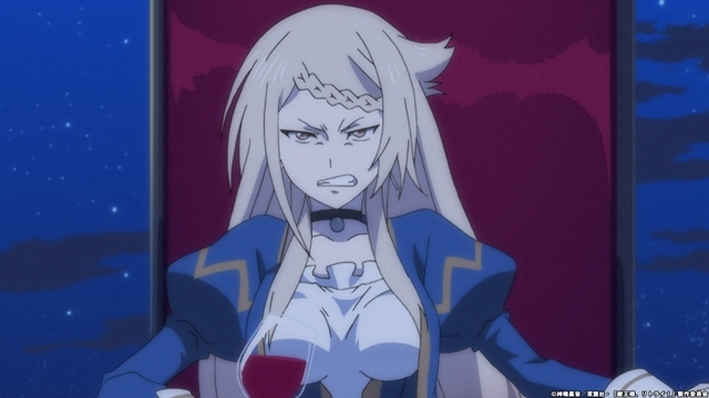 夏アニメ『魔王様、リトライ!』第2話「金色のルナ」のあらすじと先行カットが公開! 「三聖女」の一人、ルナ・エレガントが魔王討伐に乗り出す!