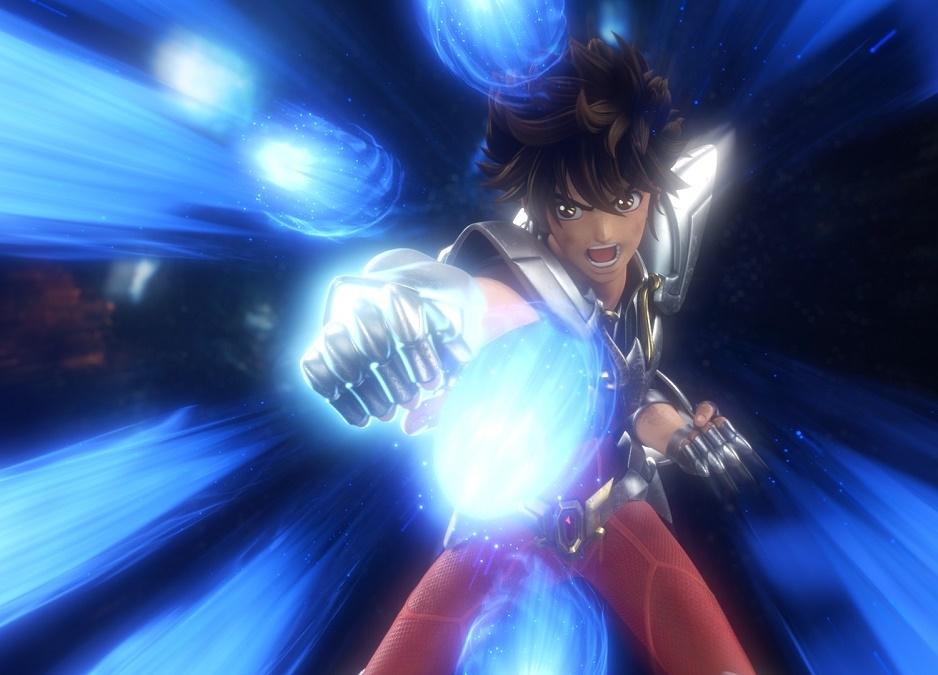 Netflixオリジナルアニメ『聖闘士星矢』日本版本予告映像解禁