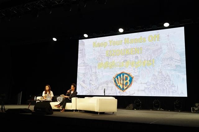 湯浅政明監督の最新TVアニメ『映像研には手を出すな!』Anime Expo2019で第2弾PV&キービジュアルを解禁! 公式レポートで会場の模様を大公開-2
