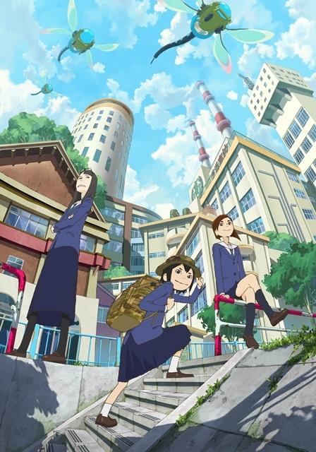 湯浅政明監督の最新TVアニメ『映像研には手を出すな!』Anime Expo2019で第2弾PV&キービジュアルを解禁! 公式レポートで会場の模様を大公開-11