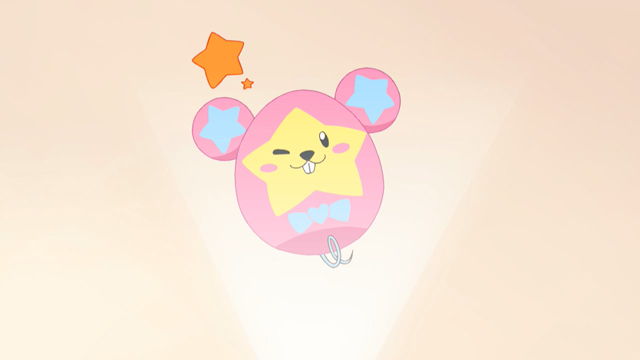 TVアニメ『キラッとプリ☆チャン』第66話先行場面カット・あらすじ到着!プリ☆チャンアイドルを目指している、きなこ、あいす、もなかの三人に出会って……