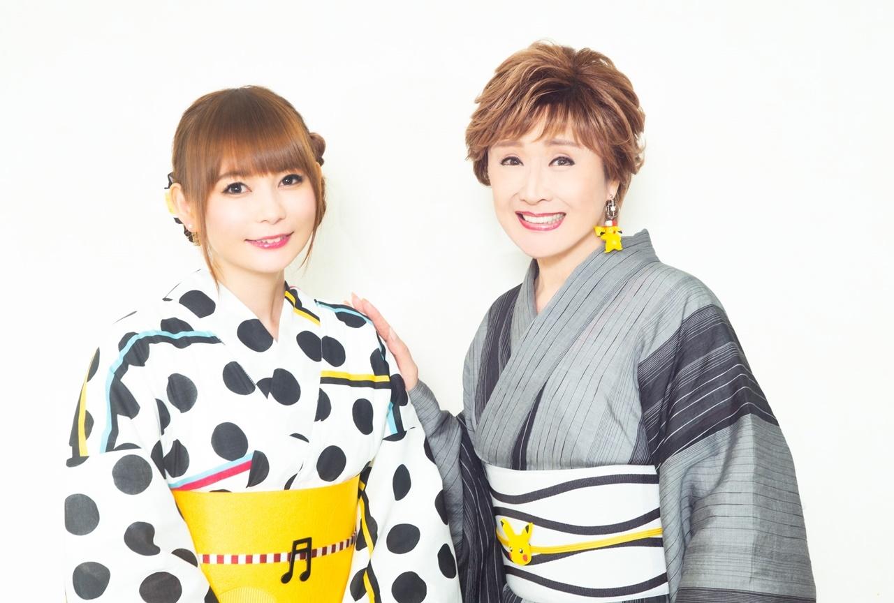 「風といっしょに」小林幸子さん&中川翔子さんインタビュー