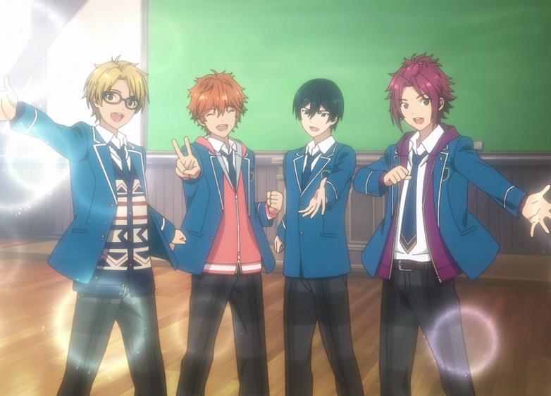 夏アニメ『あんさんぶるスターズ!』第1話場面カット、第2話あらすじ到着