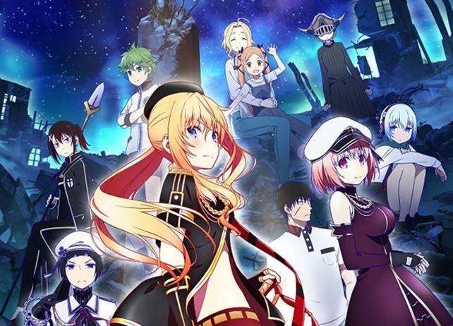 TVアニメ『戦×恋』10月より放送決定