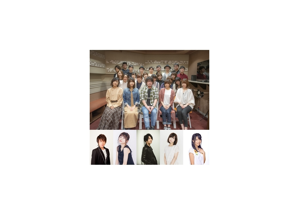 『ダンまちⅡ』放送直前に出演声優5名から公式コメ到着!