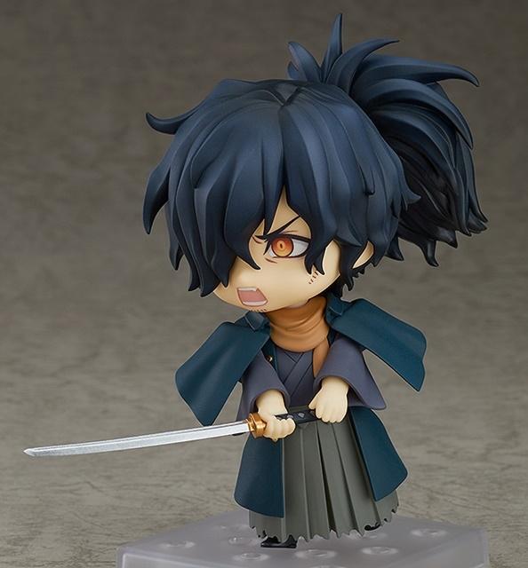 『Fate/Grand Order』より、アサシンのサーヴァント「岡田以蔵」がねんどろいど化! 豪華仕様の「始末剣Ver.」も登場