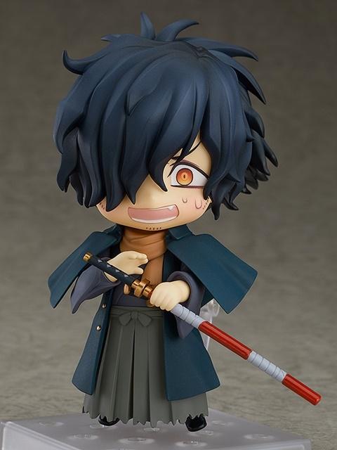 『Fate/Grand Order』より、アサシンのサーヴァント「岡田以蔵」がねんどろいど化! 豪華仕様の「始末剣Ver.」も登場の画像-6
