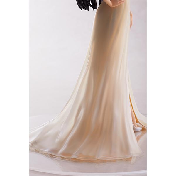 『青春ブタ野郎はゆめみる少女の夢を見ない』人気キャラ・桜島麻衣のウェディングドレス姿が1/7スケールフィギュアに! 本日より受注受付スタート