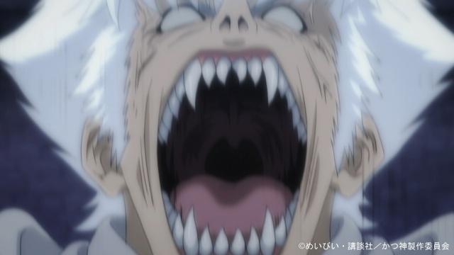 夏アニメ『かつて神だった獣たちへ』第3話「ミノタウロスの要塞」あらすじ&先行場面カット公開! ハンクとシャールはミノタウロスの要塞に挑む!-5