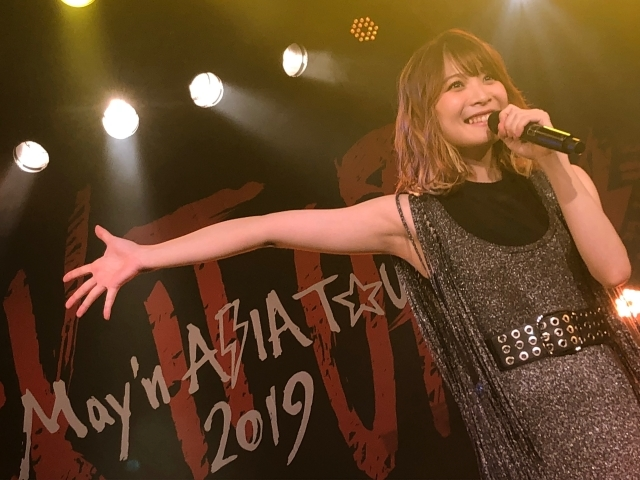 May'nさんがアジアツアー全24公演を完走! 秋には東名阪のホールツアーを開催&7月31日にニューシングルとミニアルバムを発売-1