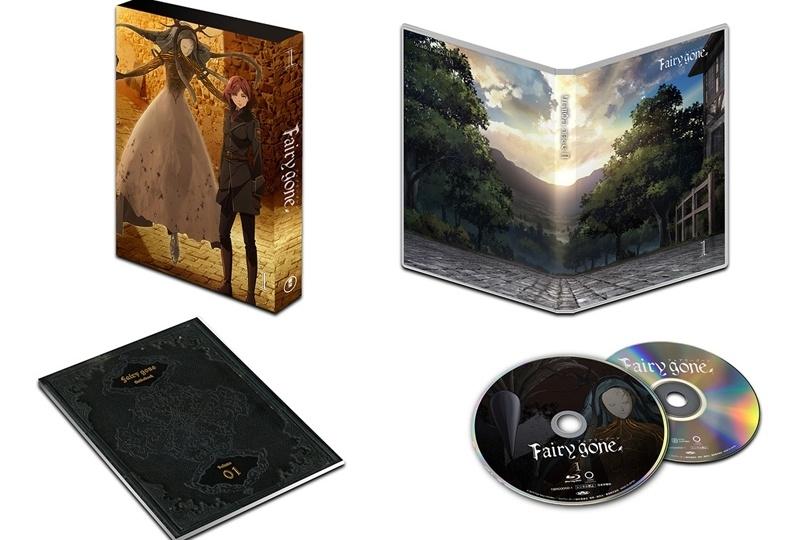 『フェアリーゴーン』豪華特典満載のBlu-ray&DVD発売!