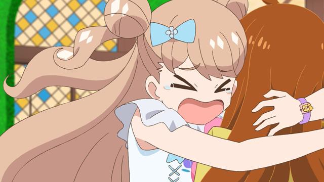 TVアニメ『キラッとプリ☆チャン』第67話先行場面カット・あらすじ到着!すずとのすれ違いに焦るまりあは、とある人物に相談を持ちかけて……