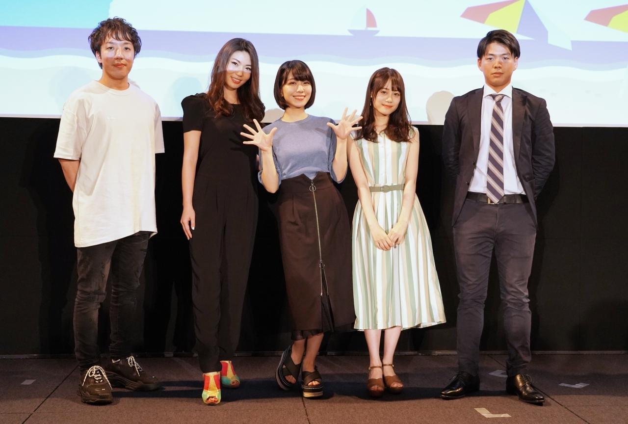 「バンドリ!夏の大発表会2019」レポート丨愛美ら登壇
