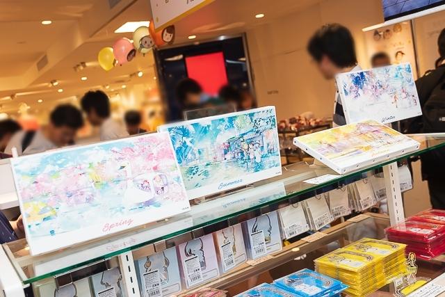 TVアニメ『三ツ星カラーズ』が上野に帰ってきた! 今年の夏もカラーズたちと楽しむポイントを紹介!-9