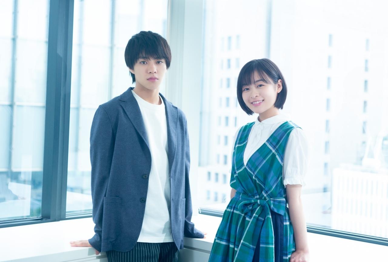映画『天気の子』醍醐虎汰朗&森七菜インタビュー