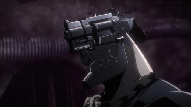 ノー・ガンズ・ライフ-9