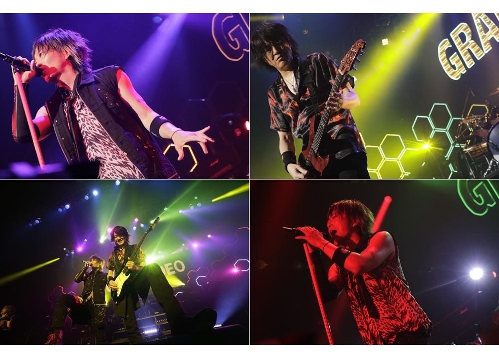 "「GRANRODEO LIVE TOUR 2019 ""FAB LOVE""」初日の公式レポート"