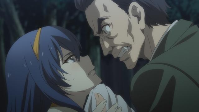 TVアニメ『この世の果てで恋を唄う少女YU-NO』第17話「青く儚き誓い」のあらすじ・先行カット公開! 神奈の本心に触れ、たくやは彼女を守る決意をする!