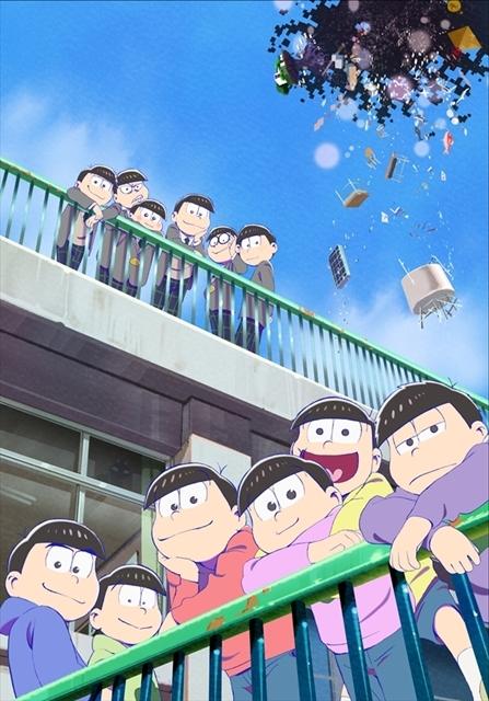 まさかの感動ストーリーで、動員50万人を突破! 劇場版『えいがのおそ松さん』Blu-ray&DVDが11月6日に発売決定! これを記念した6つ子のスペシャル企画も始動