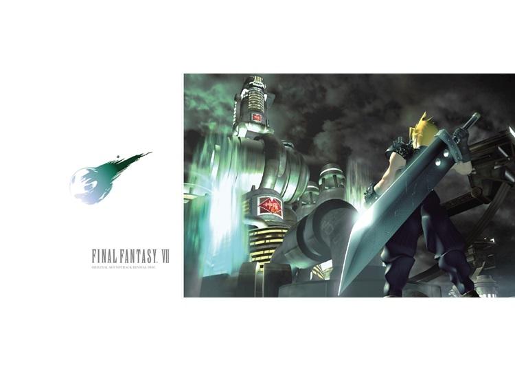 『FFVII』リバイバルサントラが本日7月24日発売