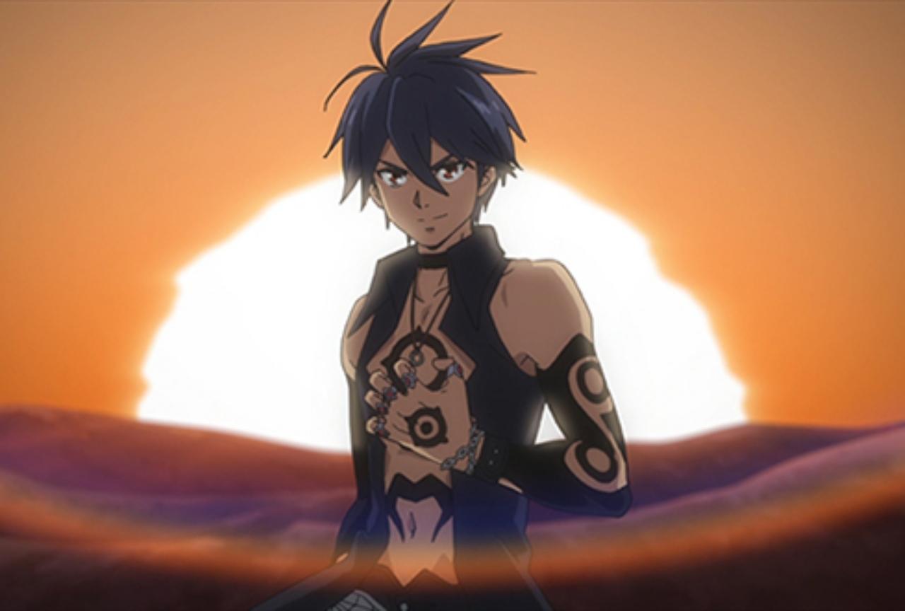 アプリゲーム『メギド72』ショートアニメが7/27より公開スタート!
