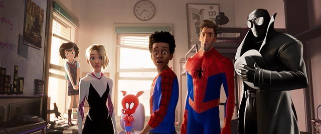 アカデミー賞長編アニメーション部門受賞『スパイダーマン:スパイダーバース』CGアニメーターの若杉 遼が思わず見入ったシーンとは/インタビューの画像-8