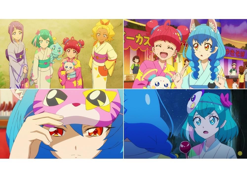 『スタプリ』第25話「満天の星まつり☆ユニの思い出」の先行カット到着!