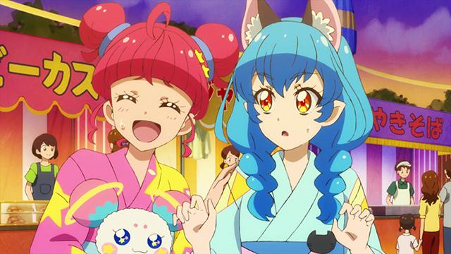 スター☆トゥインクルプリキュア 第25話満天の星まつり☆ユニの思い出