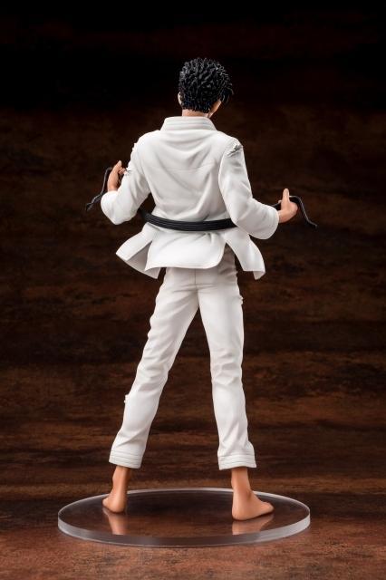 『名探偵コナン』より、蹴撃の貴公子「京極真」がフィギュア化! 原作者・青山剛昌先生がポーズを考案!