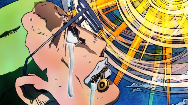 ジョジョの奇妙な冒険 黄金の風-23