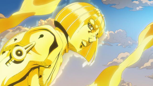 ジョジョの奇妙な冒険 黄金の風-3