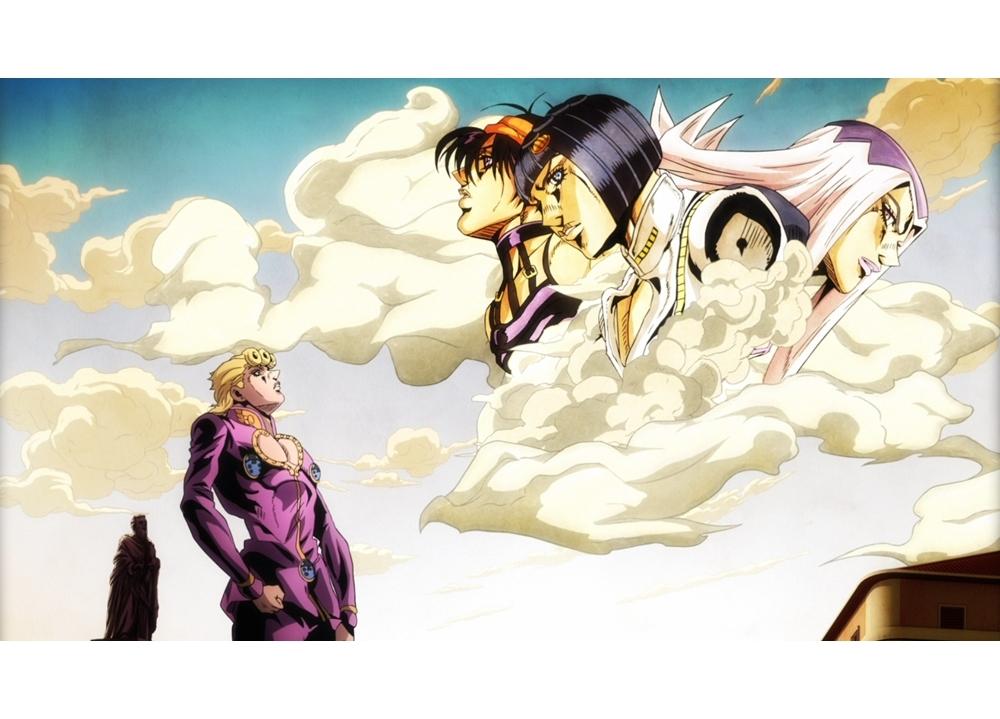 『ジョジョの奇妙な冒険 黄金の風』第38話&最終話オーディオコメンタリー版の出演者解禁!