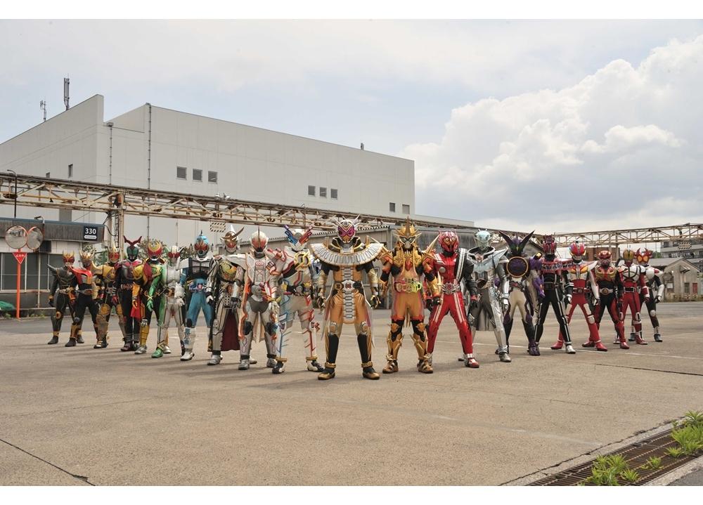 『劇場版 仮面ライダージオウ』新映像&新場面写真を大公開