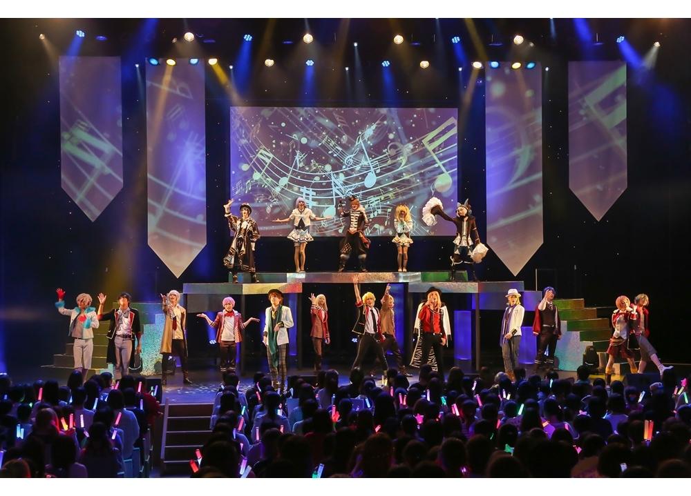 『アイ★チュウ ザ・ステージ』ライブ公演の公式レポート到着