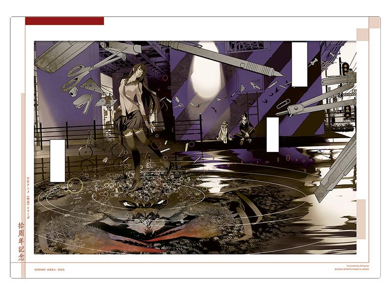 忍野忍のフィギュアや描きおろしイラストなど豪華ラインナップ! TVアニメ10周年を記念した「TVアニメ拾周年記念 一番くじ 〈物語〉シリーズ」が2019年9月7日(土)より順次発売予定-8