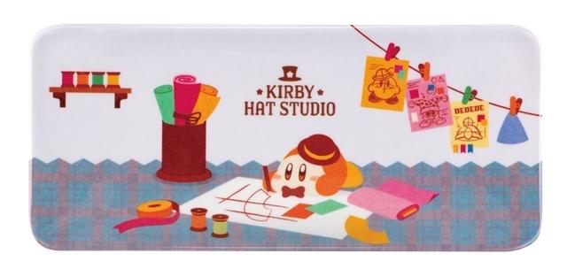 ルームライトやブランケットなど実用的なアイテムがズラリ! 「一番くじ 星のカービィ KIRBY HAT STUDIO」が9月6日(金)より順次発売予定!-14