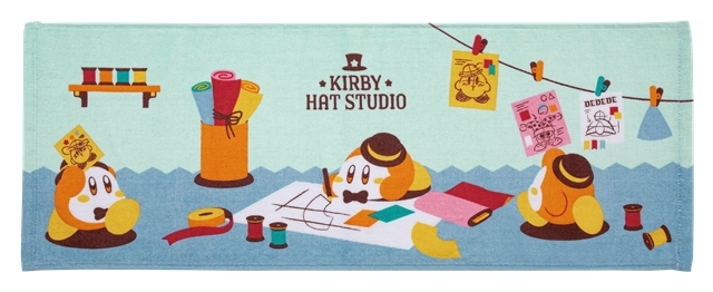 ルームライトやブランケットなど実用的なアイテムがズラリ! 「一番くじ 星のカービィ KIRBY HAT STUDIO」が9月6日(金)より順次発売予定!-18