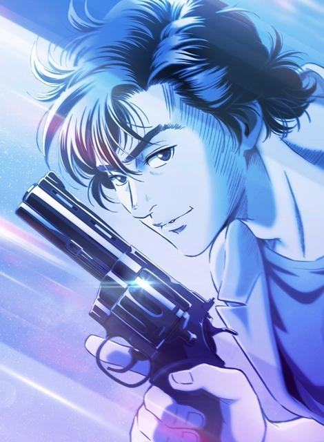 『劇場版シティーハンター<新宿プライベート・アイズ>』Blu-ray&DVDが10月30日(水)に発売決定! 発売を記念して東京・大阪にて原画展覧会が開催-1