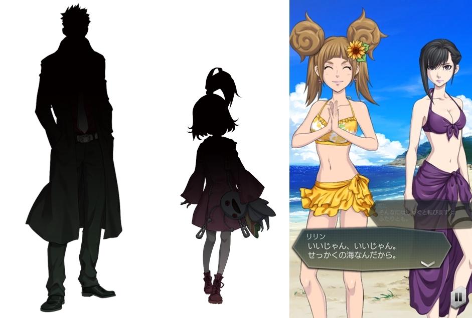『D×2』津田健次郎、久保ユリカが演じる新キャラクター登場