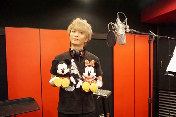 浅沼晋太郎さん『Disney 声の王子様 Voice Stars Dream Selection Ⅱ』インタビュー