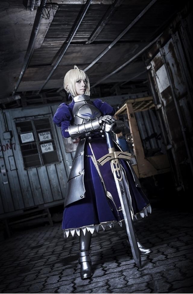 """大人気ゲーム『Fate/Grand Order』が遂に4周年! 今回はシリーズの顔""""セイバー""""に扮するコスプレイヤーさんたちの写真をピックアップ!の画像-7"""