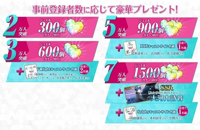 スマホゲー『快感♥フレーズ CLIMAX』9月下旬リリース決定、事前登録キャンペーンもスタート! 声優の内田雄馬さん・鈴木達央さんによる新曲PVも公開-3