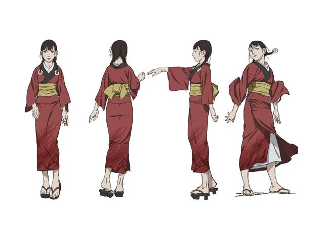 「無限の住人-IMMORTAL-」浅野凜(佐倉綾音)