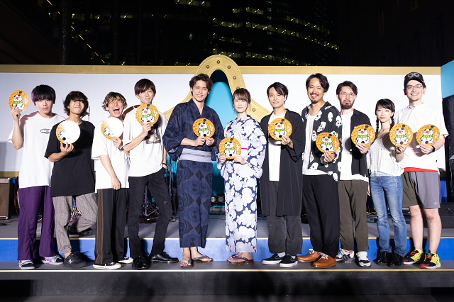 『ちはやふる3』声優の瀬戸麻沙美さん・宮野真守さんが「超!汐留パラダイス!」に登壇! ステージの模様を公式レポートで大紹介