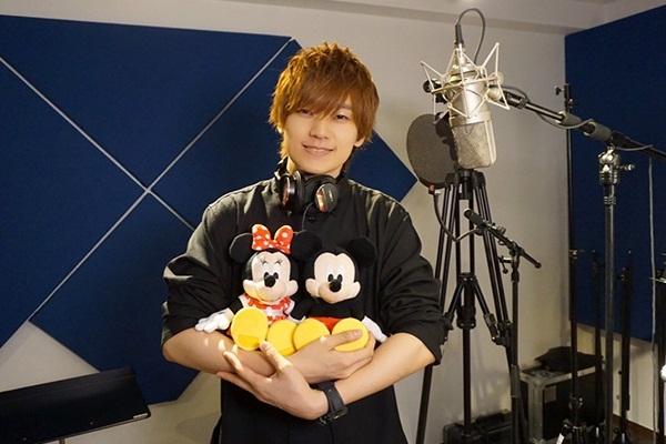 天﨑滉平さん『Disney 声の王子様 Voice Stars Dream Selection Ⅱ』インタビュー